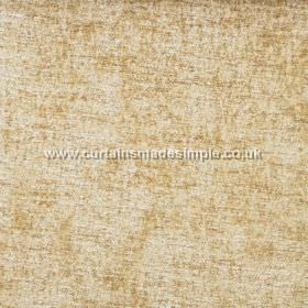 Zanzibar - Harvest - Fabric which is hard wearing, made in a patchy, uneven, cream-gold colour
