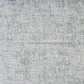 Zanzibar - Azure - Slightly shiny, mottled dusky blue and white hard wearing fabric which seems to have a slight texture