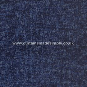Zanzibar - Midnite - Slightly mottled dark blue coloured fabric which is hard wearing