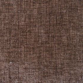 Zephyr - Chocolate - Dark brown hard wearing fabric which has been interwoven with some threads in a slightly lighter shade of brown