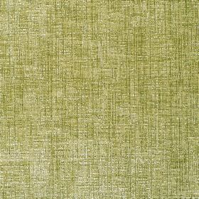 Zephyr - Erin - Grass green coloured hard wearing fabric where some threads appear to be slightly darker and some slightly lighter