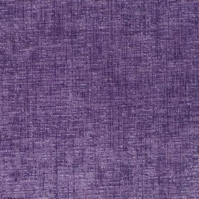Zephyr - Plum - Bright purple hard wearing fabric which has no pattern but which does have some slightly darker threads