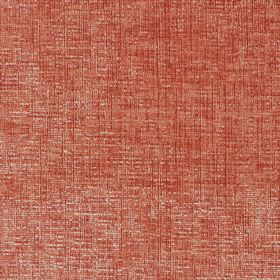 Zephyr - Tangerine - Terracotta and white threads woven together into this hard wearing fabric