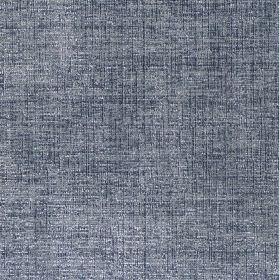 Zephyr - Denim - Hard wearing fabric woven in a combination of threads in white and denim blue colours