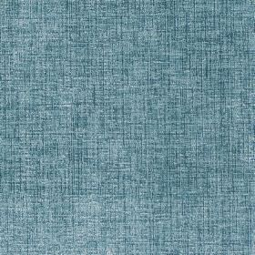 Zephyr - Marine - Hard wearing fabric in a plain blue colour, with some threads appearing to be darker than the rest