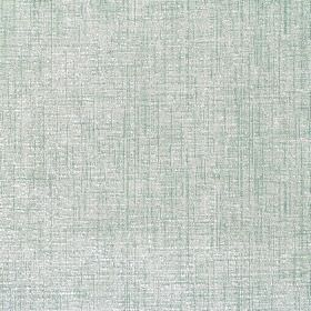 Zephyr - Azure - Plain hard wearing fabric made with light, minty green and white threads