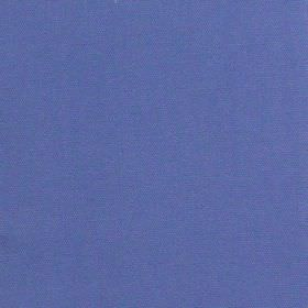 Panama - Saxe Blue - Plain blue fabric