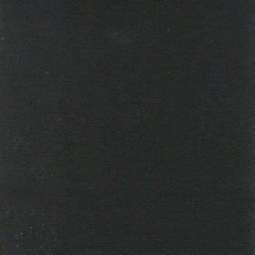 Panama - Black - Plain black fabric