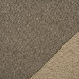 Plain Wool - Havana - Lambswool fabric made with a double sided finish in plain, light shades of grey and brown