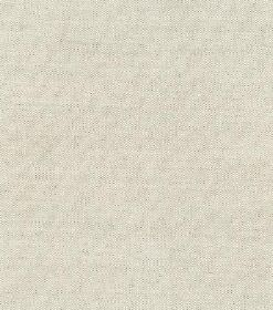 Linnea - Beige - Plain putty coloured linen which has very tiny grey speckles