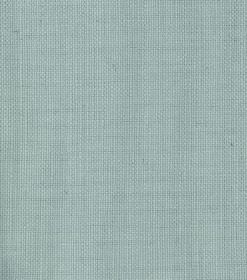 Linus - Light Turquoise - Duck egg blue coloured threads woven into this linen fabric