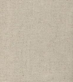 Linus - Cream - Linen fabric woven with cream and grey-brown threads