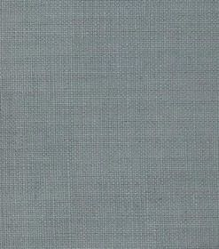 Linus - Light Grey - Plain blue-grey coloured fabric woven from linen threads