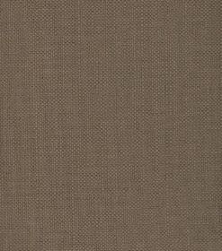 Linus - Beige - Plain brown linen fabric which appears to have a hint of grey