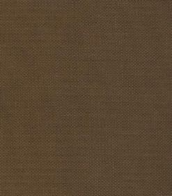 Linus - Nougat Brunt - Swatch of very dark brown coloured linen fabric with no pattern