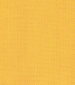 Linus - Dark Yellow - Sunflower yellow coloured linen fabric