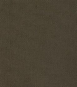 Linus - Dark Green - Plain linen fabric in a dark green-grey colour
