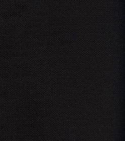 Linus - Brown - Very dark blue, almost black, coloured linen fabric