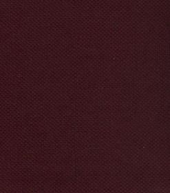 Linus - Red - Fabric made from linen, woven with deep purple coloured threads