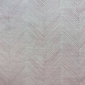 Herringbone - Faded Pink -