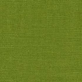 Maya Linen - Fern - Linen fabric in a solid vibrant forest green colour