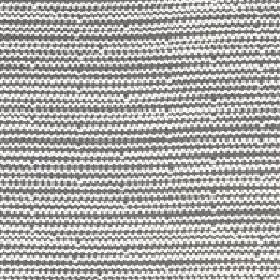 Mello - Grey - Tiny horizontal zigzag lines on grey fabric