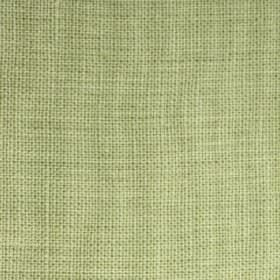 Elin Soft Linen - Apple Green - Plain, light apple green coloured fabric made from linen