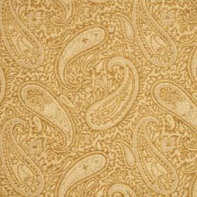 Poise - Sand - Intriguing oriental design on fabric made from cotton, polyester and viscose