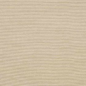 Panama - Parchment - Minimalist design on beige viscose and linen fabric