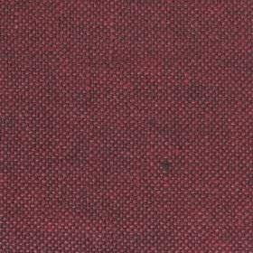 Dual Twill Linen - Volga Red Charcoal -