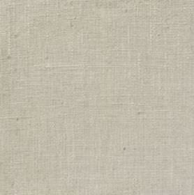 Plain Weave Linen - Putty - Plain putty brown linen fabric