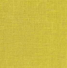Plain Weave Linen - Chinese Yellow - Plain chinese yellow linen fabric