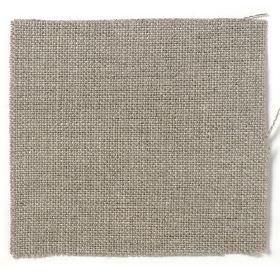 Upholstery Plain Weave Linen - Natural - Plain natural sandy fabric