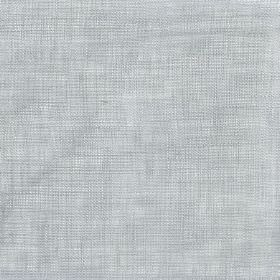 Sheer Linen - Parma Grey - Cloud grey coloured fabric woven from 100% linen