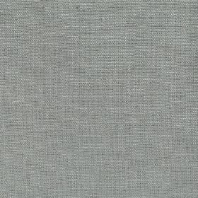 Plain Weave Linen - Celadon - Plain ash grey coloured 100% linen fabric