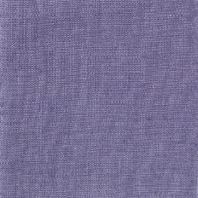 Plain Weave Linen - Lilac - Fabric made from 100% linen in a vibrant shade of violet