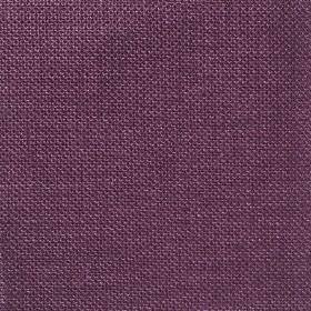 Upholstery Plain Weave Linen - Claret - Violet coloured fabric woven from 100% linen