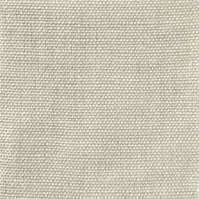 Upholstery Heavy Linen Plain Weave - Putty - 100% linen fabric woven in such a pale shade of grey that it almost appears white