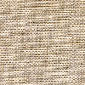 Aros - Oyster - Off-white and creamy beige coloured threads woven into a polyester and cotton blend fabric