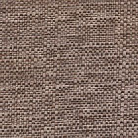 Aros - oatmeal - Fabric made from light grey and mid-grey coloured polyester and cotton with a very subtle hint of light brown