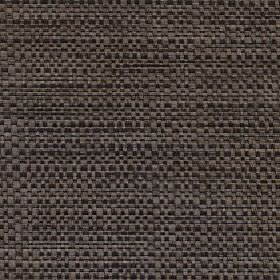 Aros - Walnut - Two dark shades of grey woven together into a polyester and cotton blend fabric