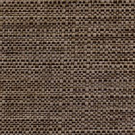 Aros - Aluminium - Polyester and cotton blend fabric woven from threads in light grey and dark brown-grey colours