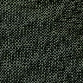 Aros - Ivy - Light grey threads interwoven with threads in very dark teal-grey in a polyester and cotton blend fabric