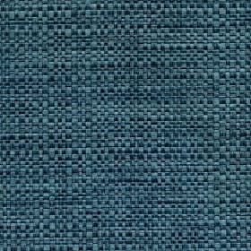 Aros - Blue Topaz - Fabric woven from polyester and cotton blend threads in maarine and navy shades of blue