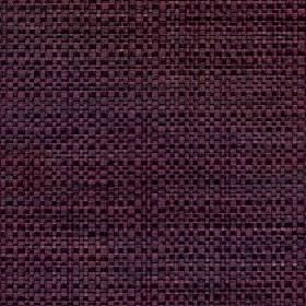 Aros - Dusk - Grape and indigo coloured threads woven together in a polyester and cotton blend fabric