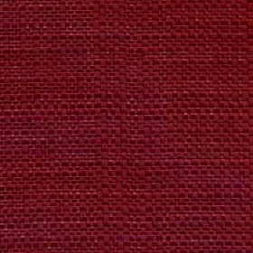 Aros - Red Rose - Crimson coloured fabric made from polyester and cotton