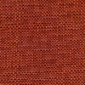 Aros - Tigerlilly - Light orange and brick red coloured threads woven together into a fabric blended from polyester and cotton