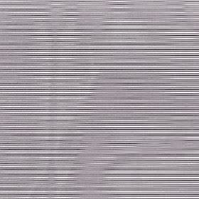 Astra - Moonless Night - Wavy lines printed in hazy light grey on fabric made from 100% FR poylester with horizontal white and dark grey str