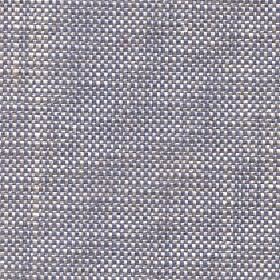 Oberon - Moonlight Blue - Denim blue and white coloured fabric made with a mixed cotton, viscose, linen and polyester content