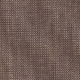 Oberon - Dark Earth - Threads made in several different dark grey-beige shades and white woven in a fabric made from several different materia